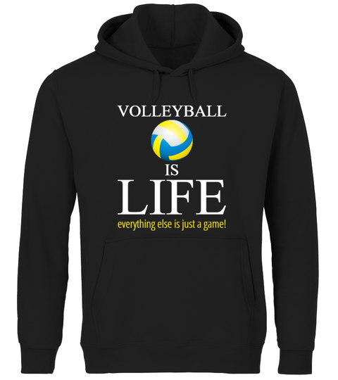 Volleyball Is Life - Premium