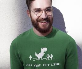 Suéteres personalizados