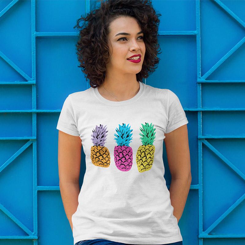 T-shirts til damer