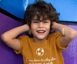 T-shirts infantis