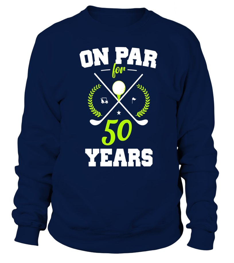 50 Years Old Happy 50th Birthday For Golfers