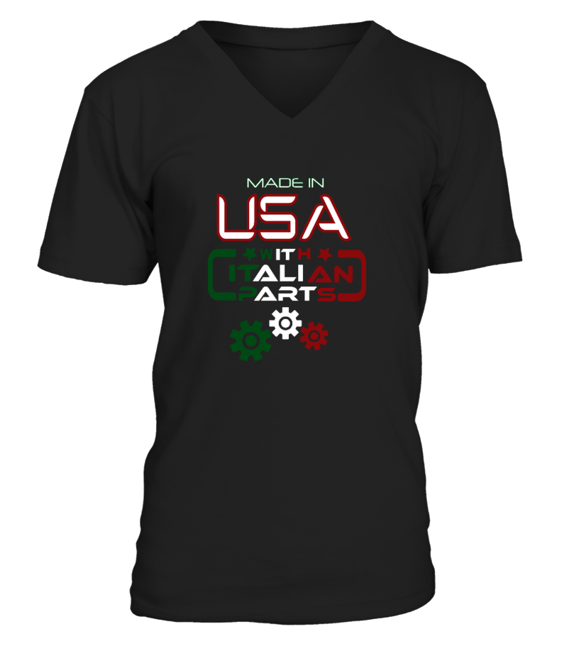 Sweat à capuche Made In Usa With Italian Parts | Teezily