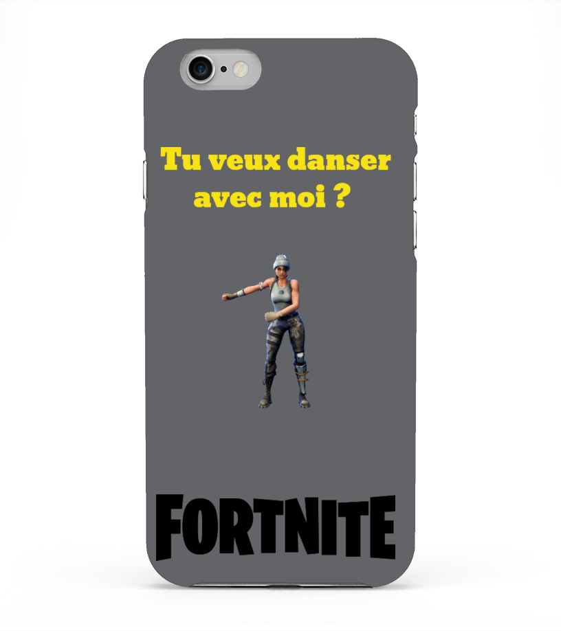 coque fortnite pour iphone 6
