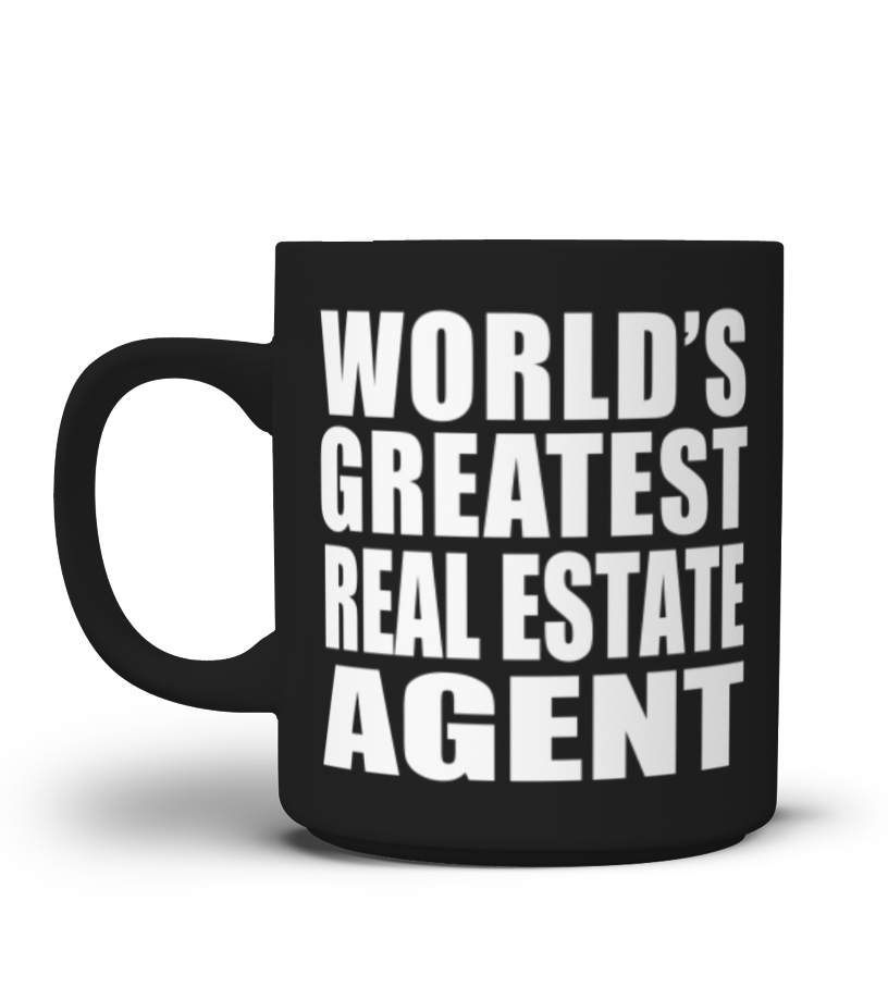 Worlds Greatest Real Estate Agent