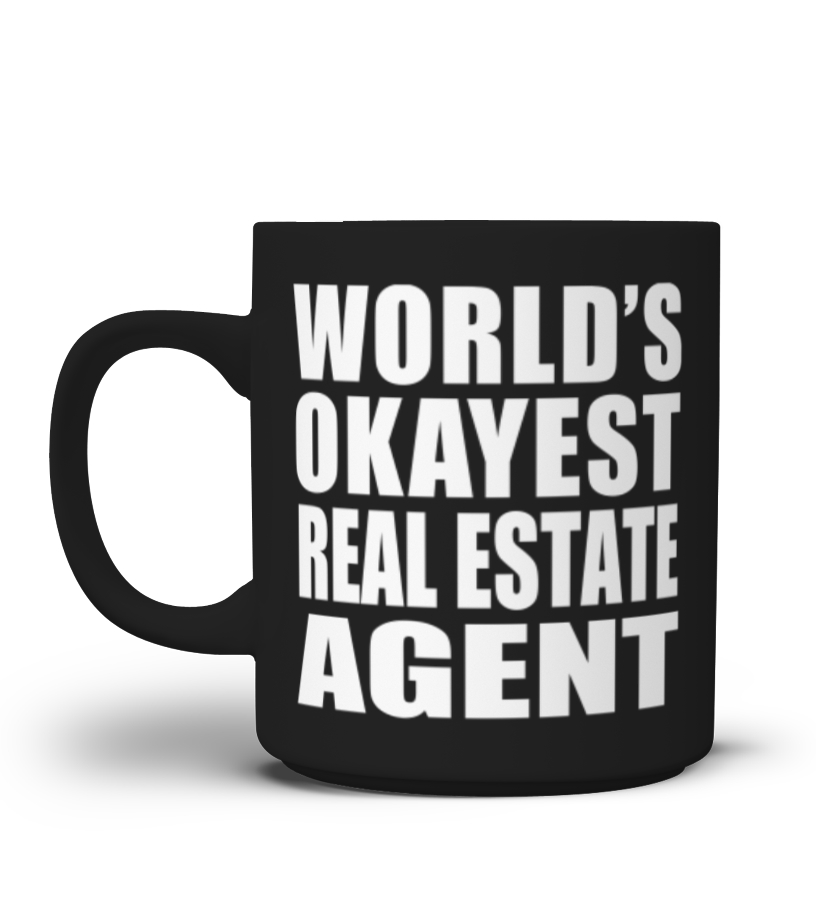 Worlds Okayest Real Estate Agent
