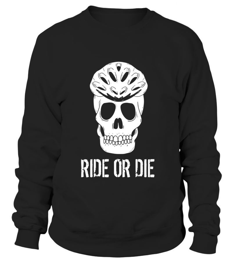 Ride or Die Bikers Cycling Novelty