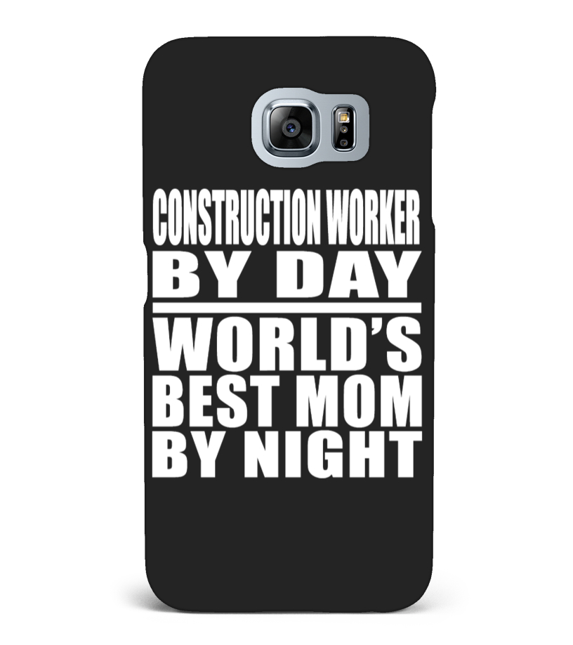 competitive price eabee 9fc31 Construction Worker By Day World's Best - iPhone 6 Case | Teezily