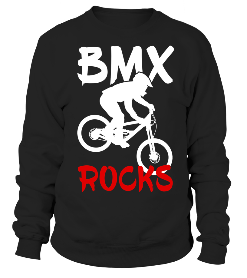 Personalised BMX Rider Childrens Boys Hoodie
