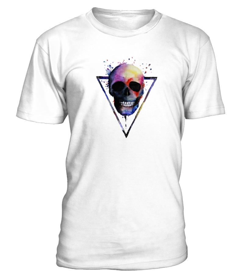 Totenkopf Skull Schädel Totenschädel T Shirt   Teezily