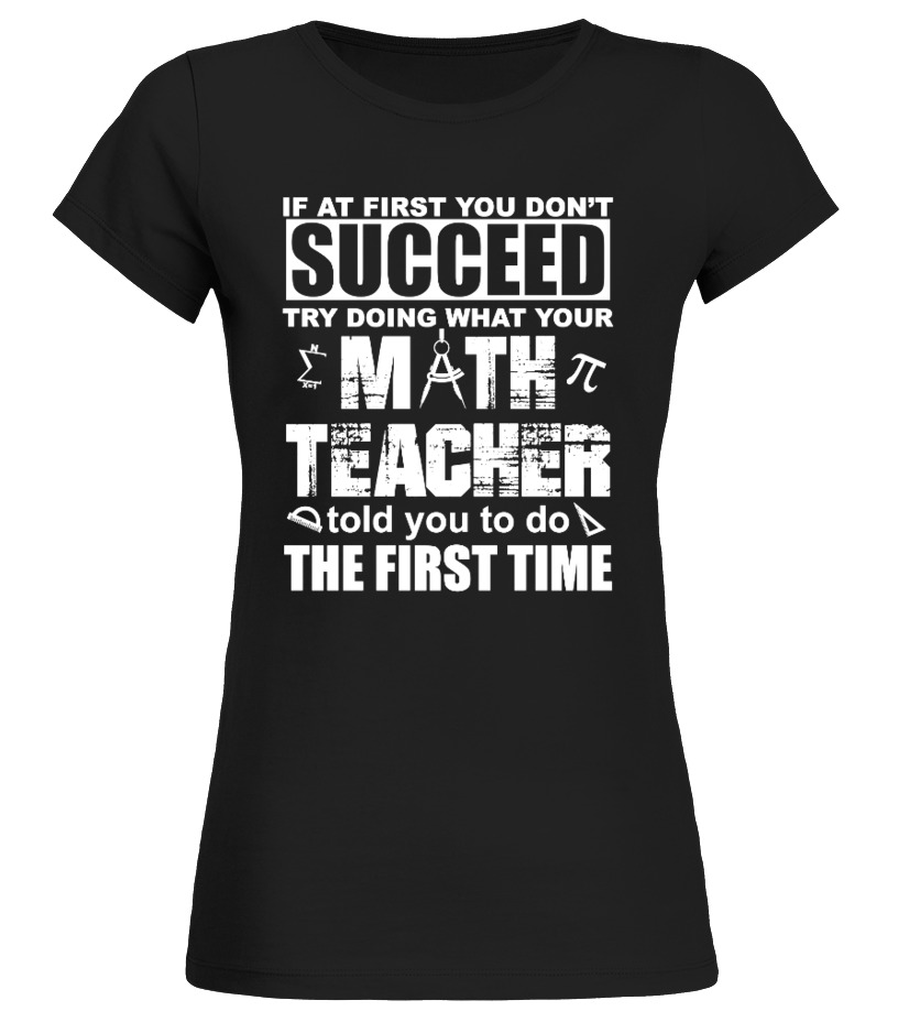 ed14916afd Funny Math Teacher Lover Quotes Gift - T-shirt | Teezily