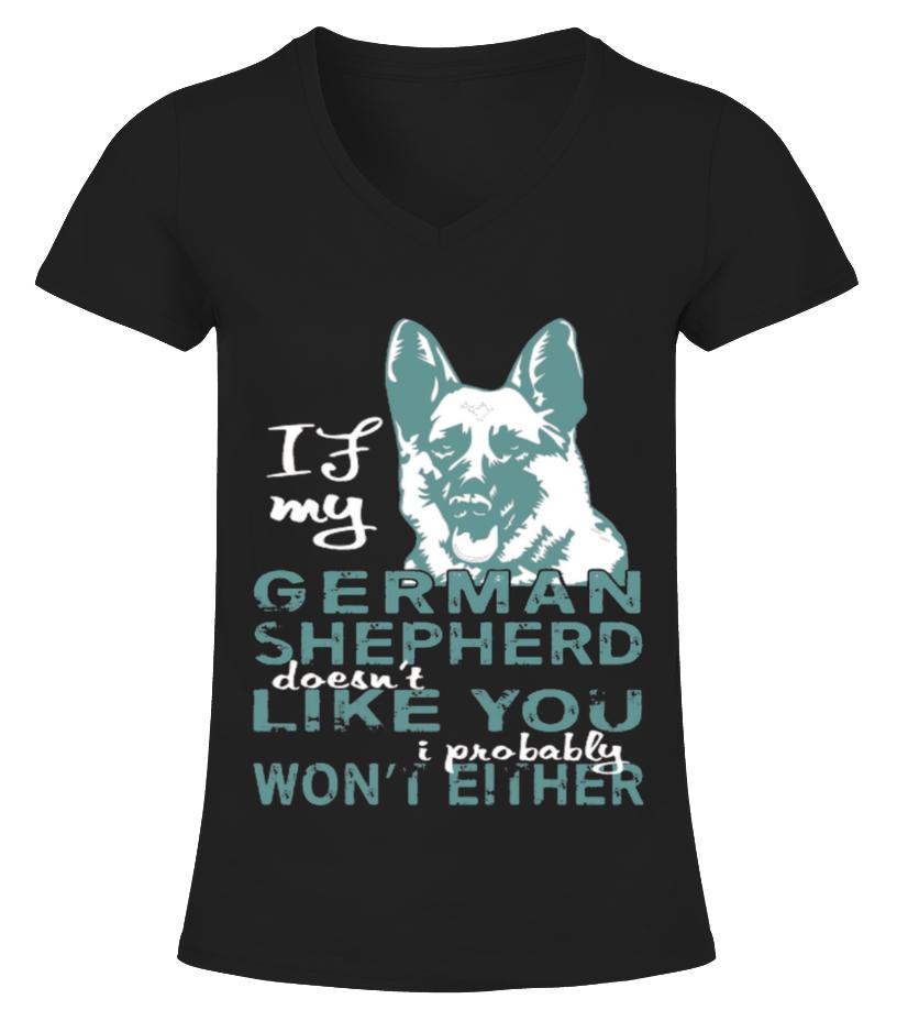 If My German Shepherd Doesn T Like You
