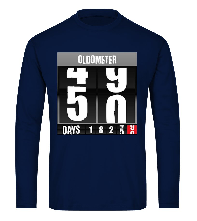 35b7c1f56 Oldometer - 50 Year Old Birthday shitr - T-shirt | Teezily
