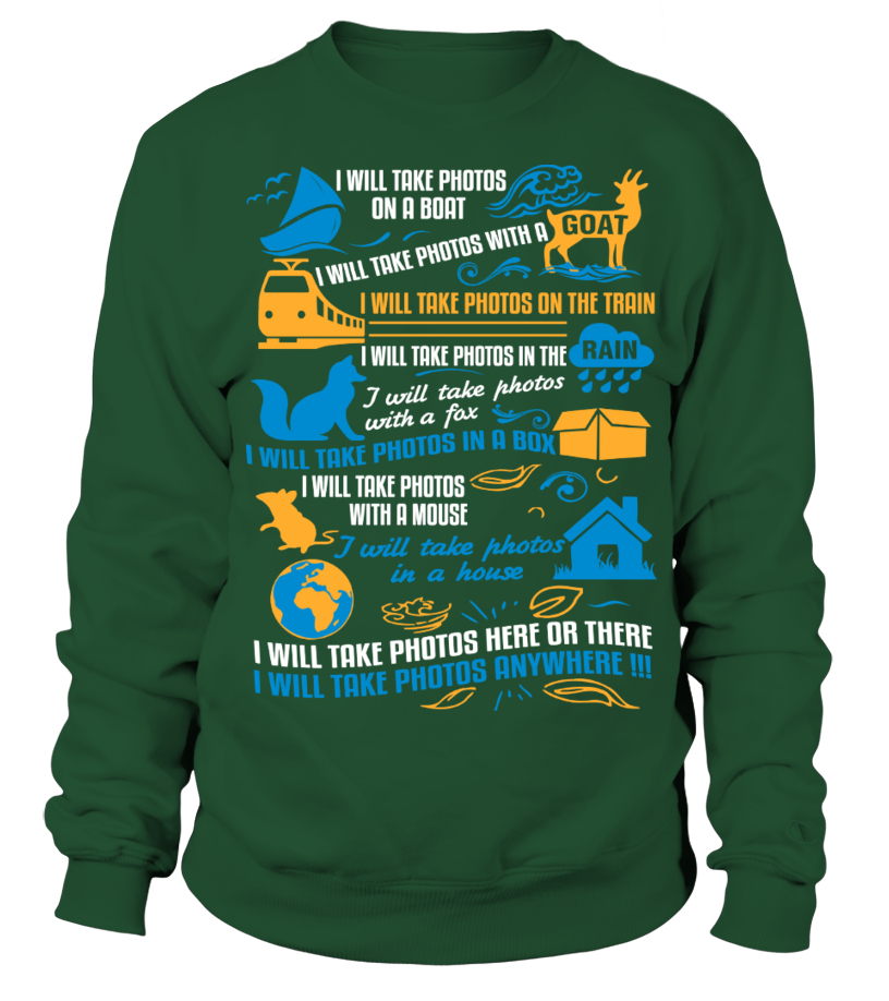 Christmas Sweater-style Printed Tee