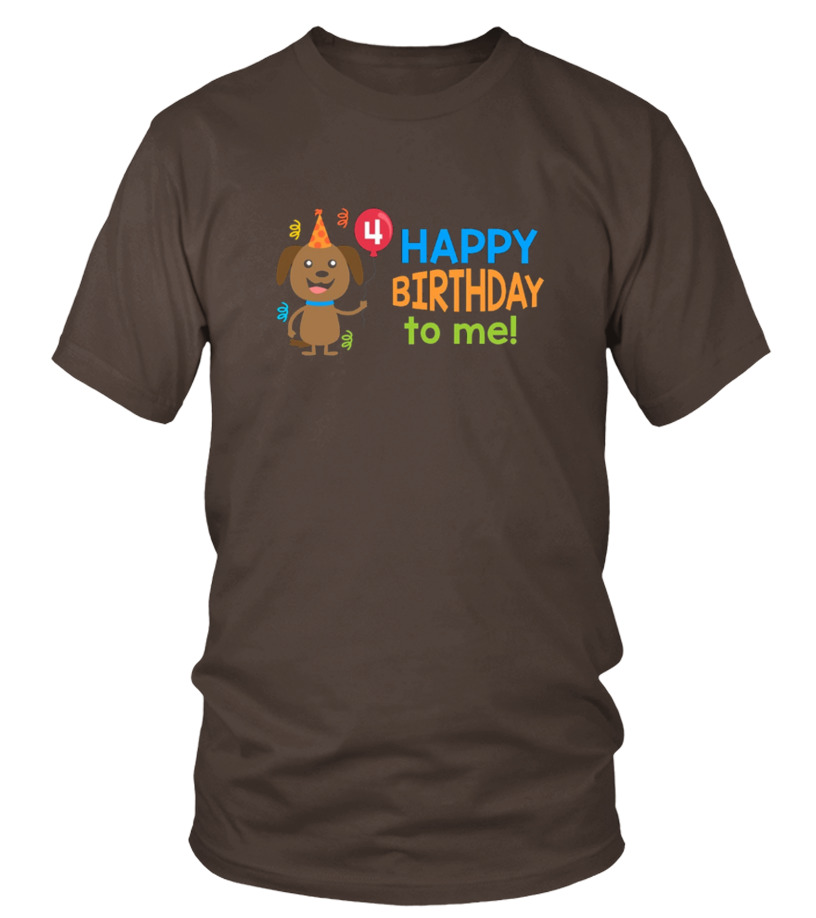 Kids Birthday Shirt For 4th