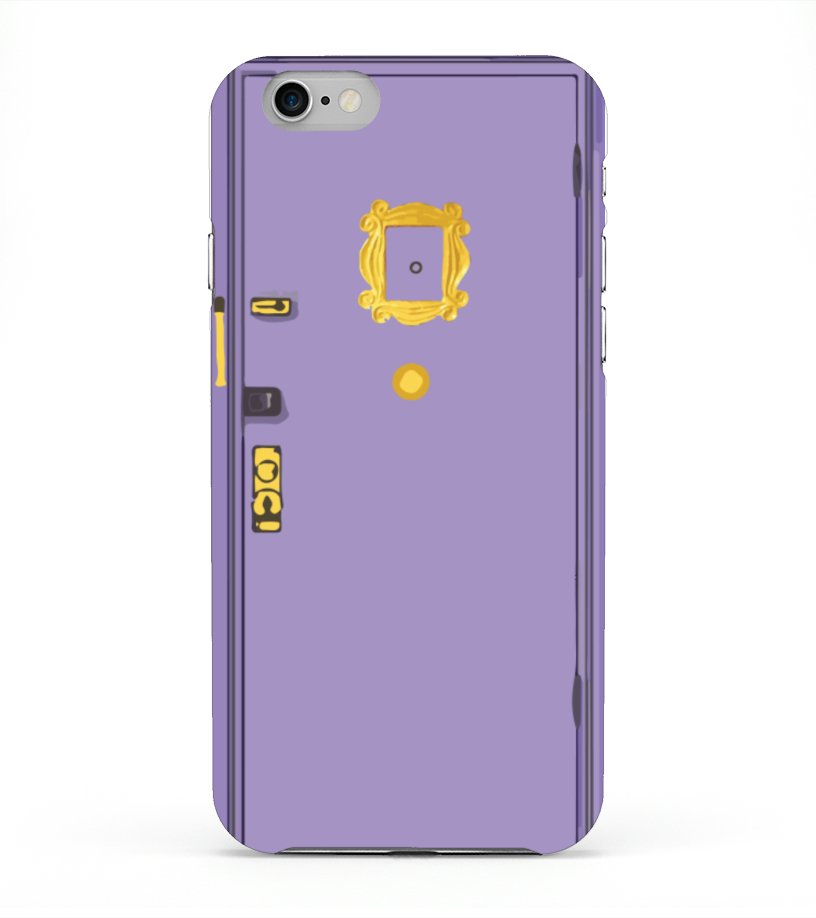 big sale 475ea 3aae9 Friends Door Phone Case - iPhone 6 Plus Case | Teezily