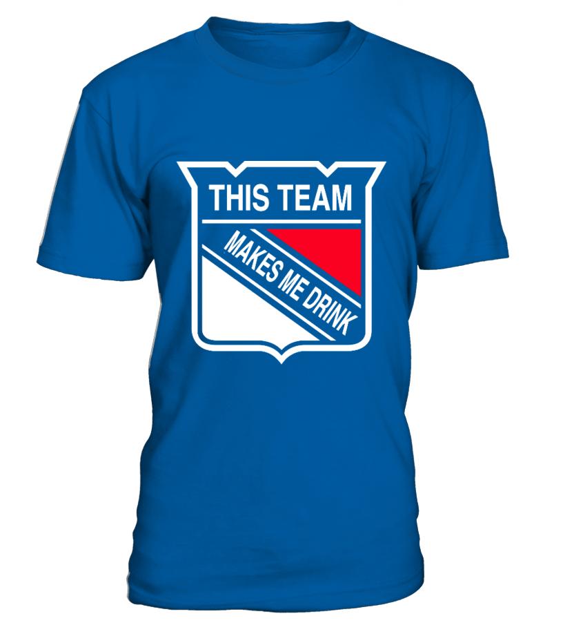 85b501cab NYR Drink (New York Rangers) - T-shirt