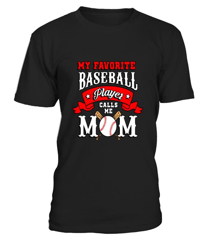 Baseball Mom Shirt Mothers Day Gifts