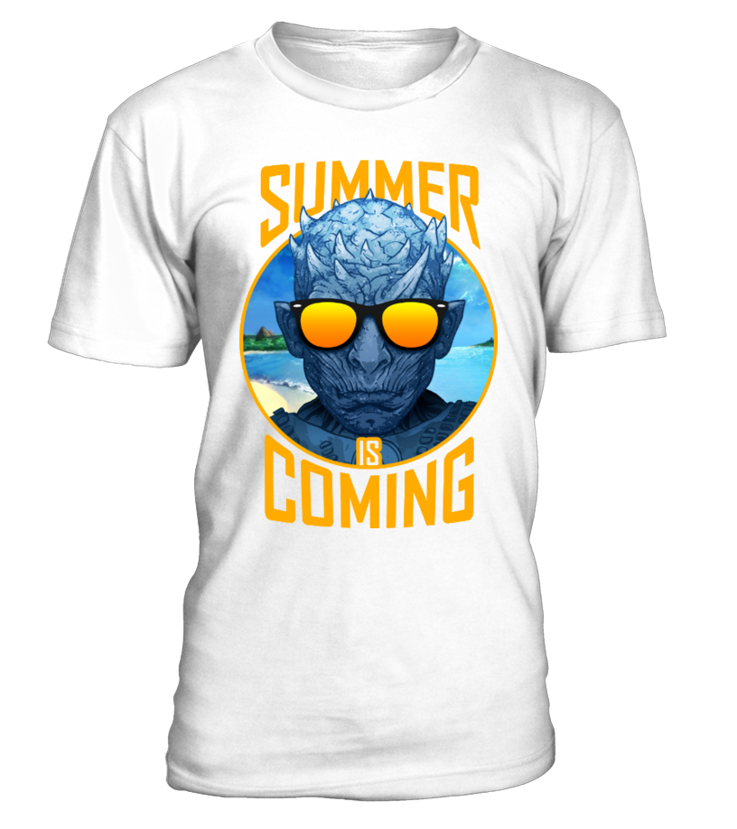 6a7bbd6ac Summer is Coming - Fans Exclusive! - T-shirt   Teezily