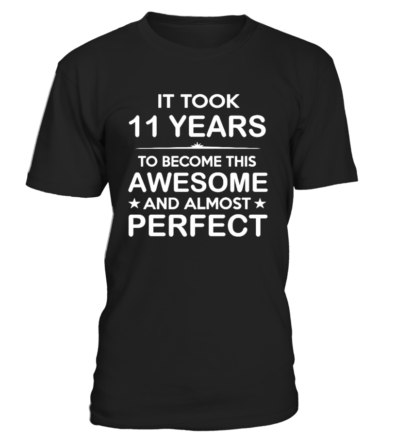 11 Year Old 11th Birthday Gift T Shirts
