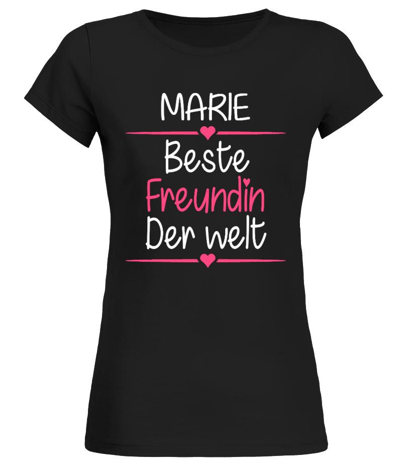 Beste Freundin Der Welt Personalisiertes T Shirt Valentinstag