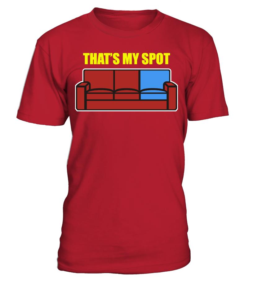 Negro Big Bang Theory The 0122077/Coj/ín Sheldon Cooper 40/x 40/x 3/cm poli/éster That s My Spot
