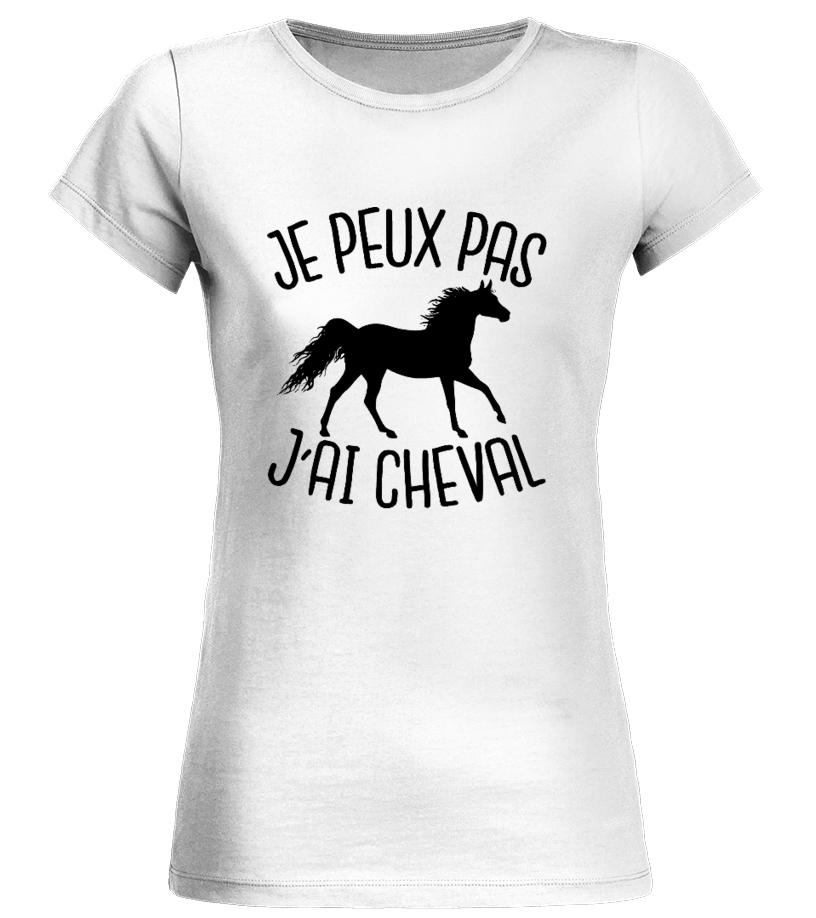 Je Peux Pas JAi Cheval Sweatshirt