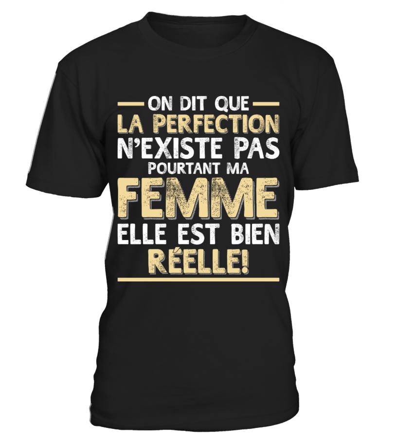 Spreadshirt on Dit Que La Perfection nexiste Pas mais Parrain Est Bien R/éel Body B/éb/é Bio Manches Courtes