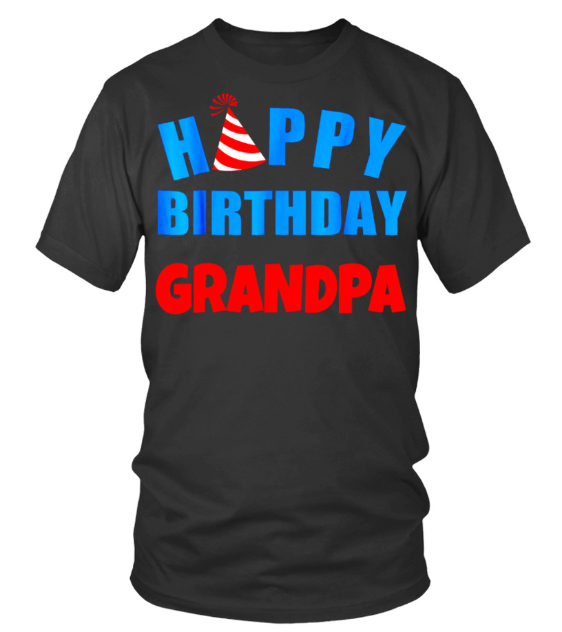 Happy Birthday Grandpa Gifts For Husband