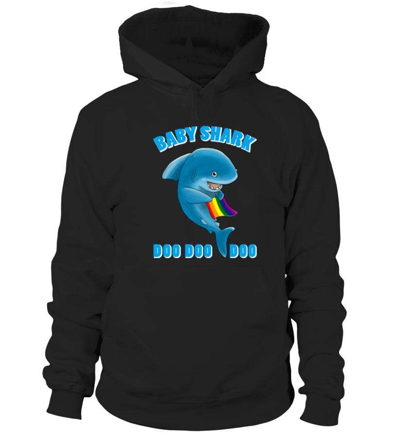 040f18930 Baby Shark Doo Doo Doo - Hoodie