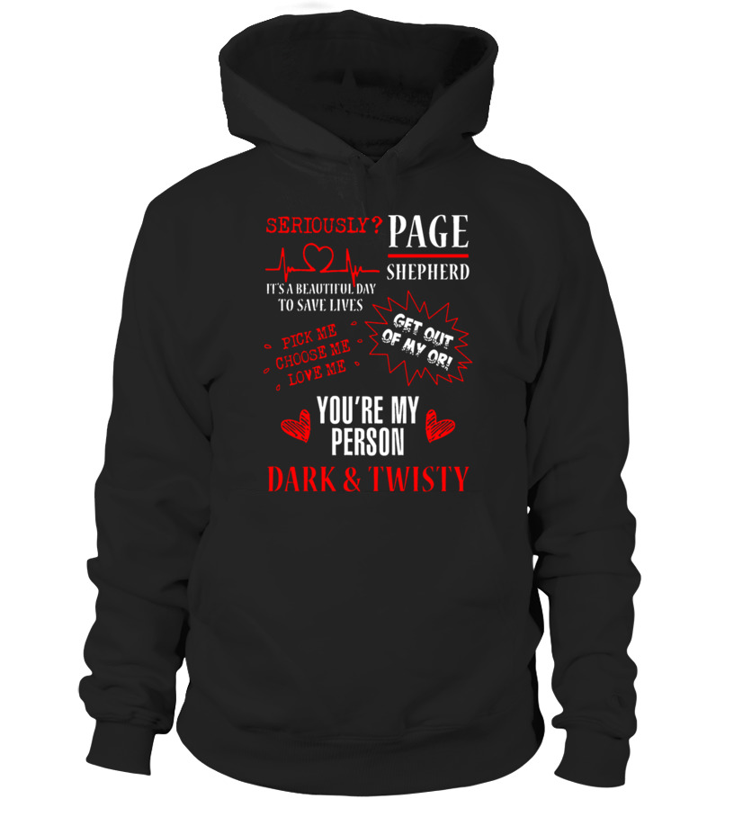 7f945411 Beautiful day to save lives all in my Greys anatomy - Hoodie   Teezily