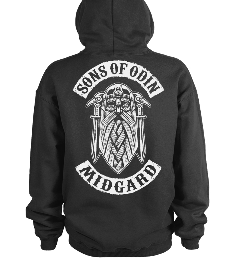 ad6ab64ea SON OF ODIN - Hoodie