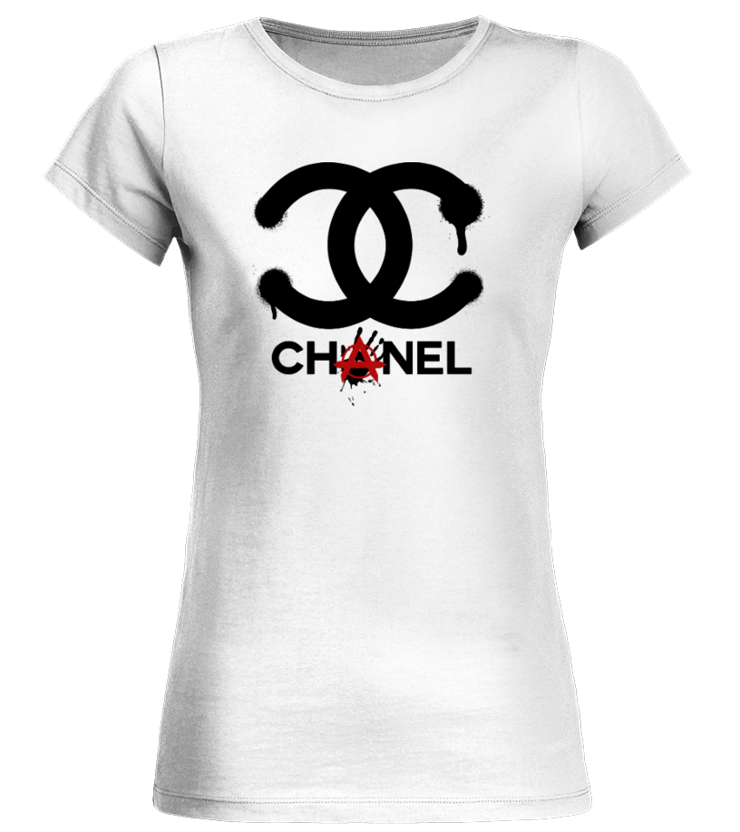 b028e7c0ab3 T-shirt - Chanel Anarchiste