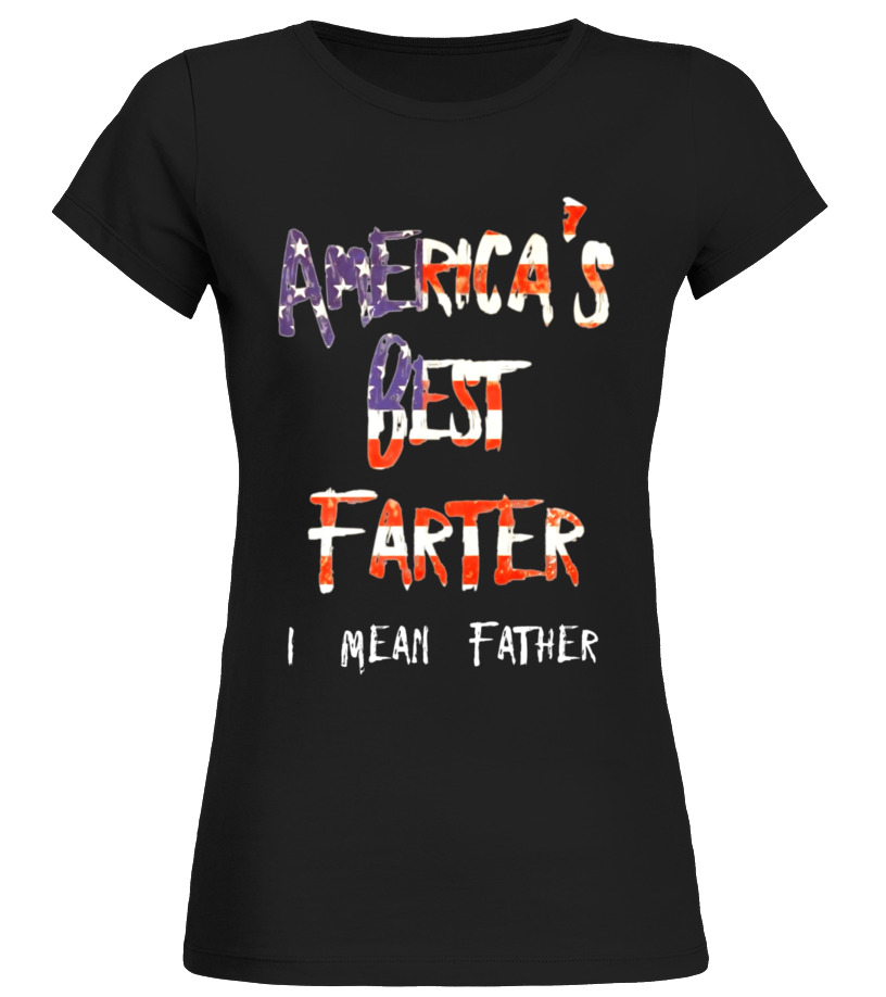 a449d734 Sweater - Mens America's Best Farter I Mean Father - Funny Gag T ...