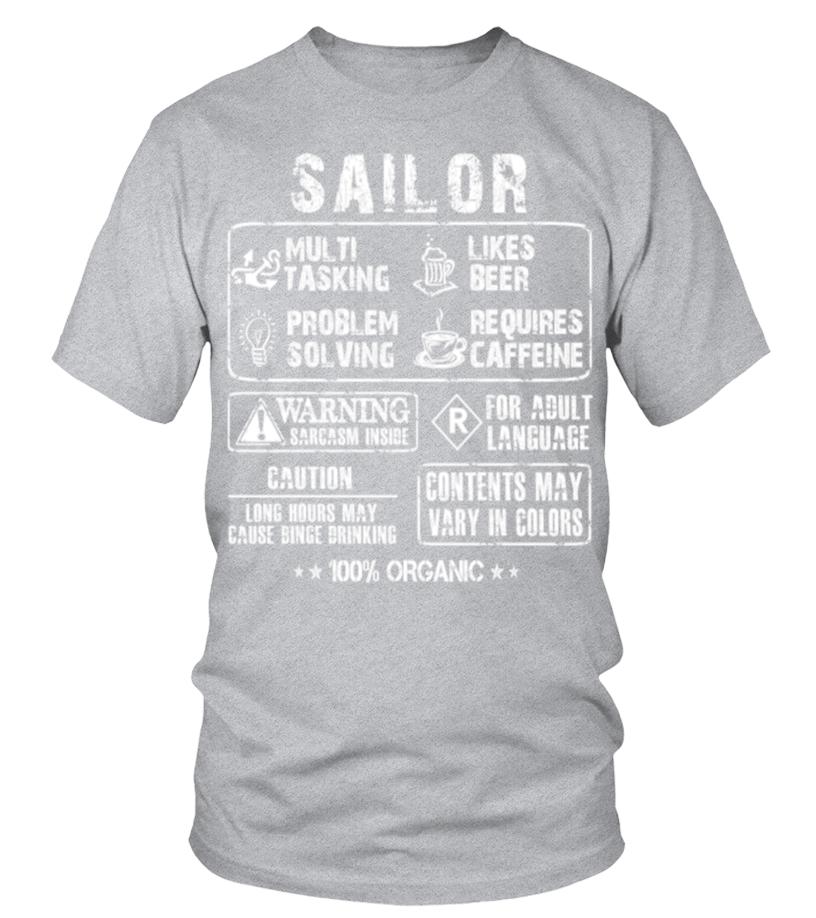 4ccd6aa476 Funny Sailing T Shirt - T-shirt | Teezily