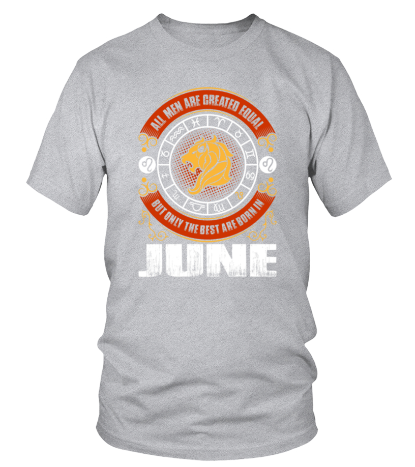 7aeb9131b All Men Are Created Equal Born In June T shirt birthday gift mug - T ...