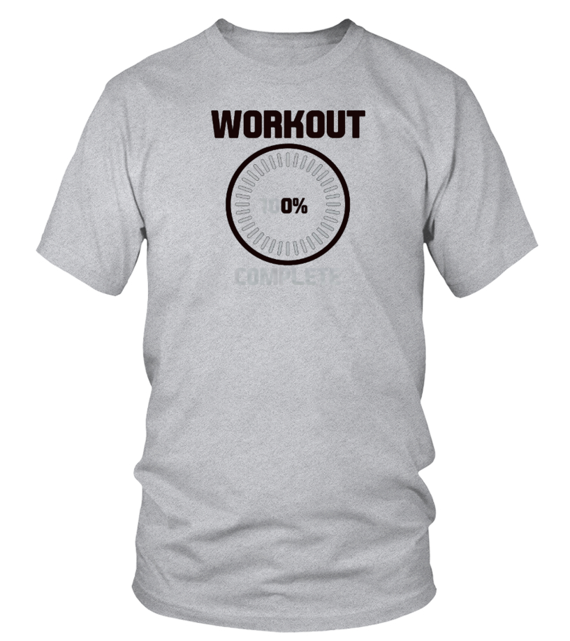 a4fabd36 Sweat Activated WORKOUT COMPLETE Shirt - T-shirt | Teezily