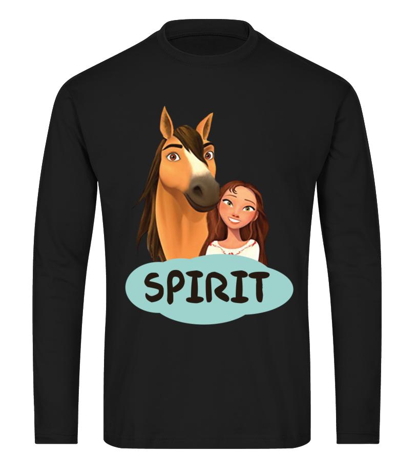 5ea1112d0 Kids DreamWorks Spirit Riding Free - Kid - T-shirt | Teezily