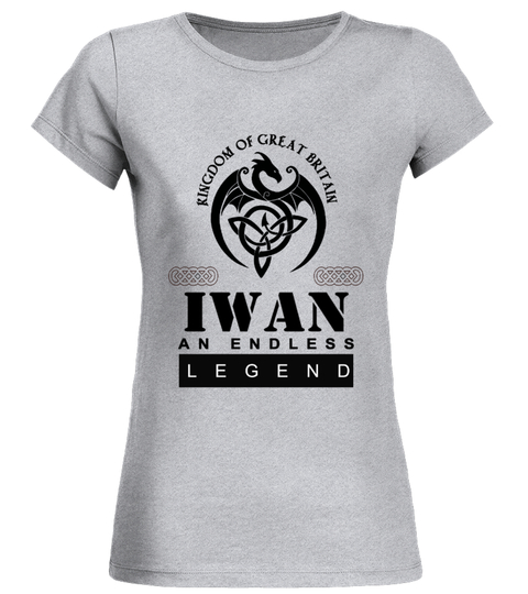 THE LEGEND OF THE ' IWAN ' T-shirt | Teezily