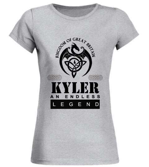 THE LEGEND OF THE ' KYLER ' T-shirt | Teezily