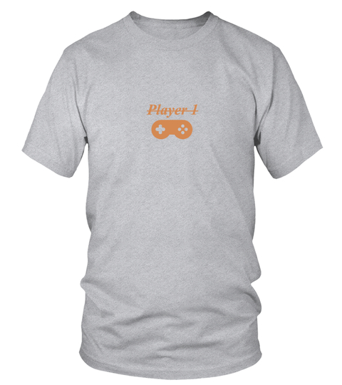 Player 1 T-shirt | Teezily