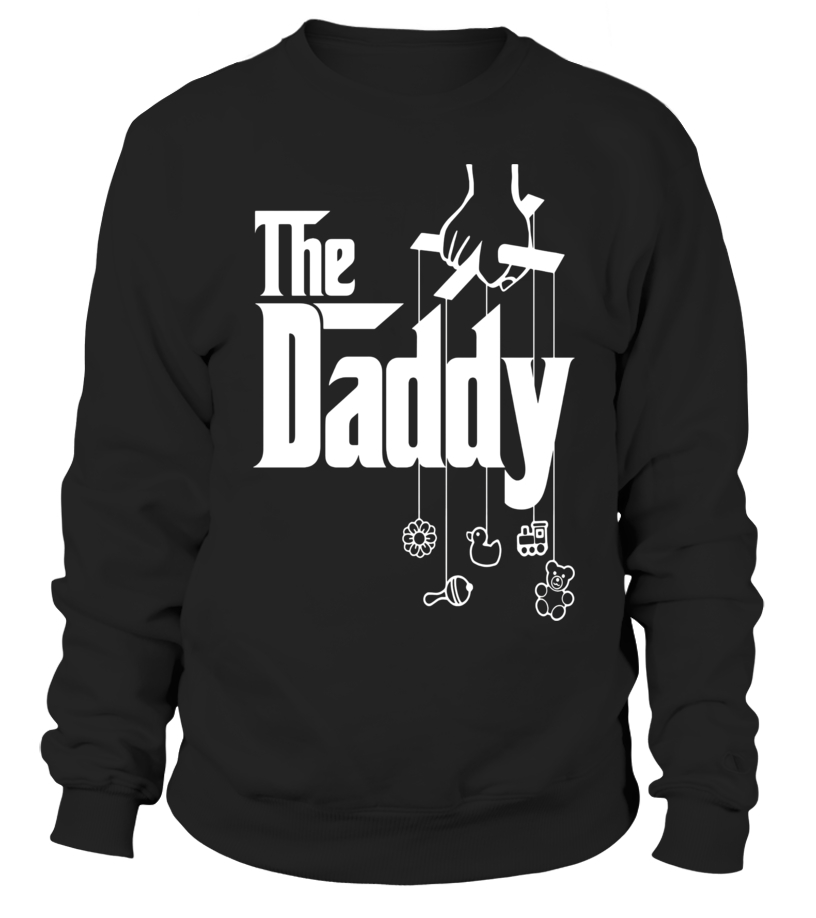 6c6bd5757 Sweater - Mens The Daddy! First Time Father's Day, New Dad Gift T ...