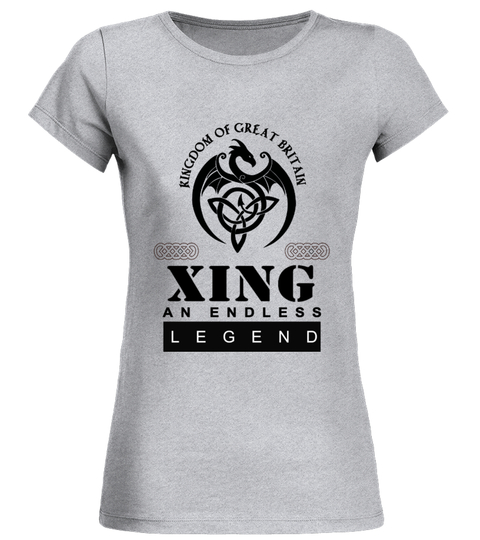 Camiseta THE LEGEND OF THE ' XING ' | Teezily