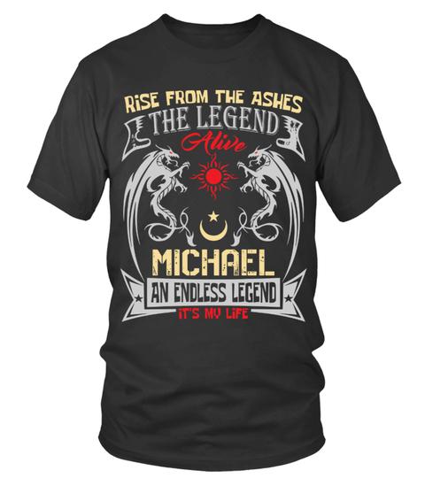MICHAEL T-shirt | Teezily