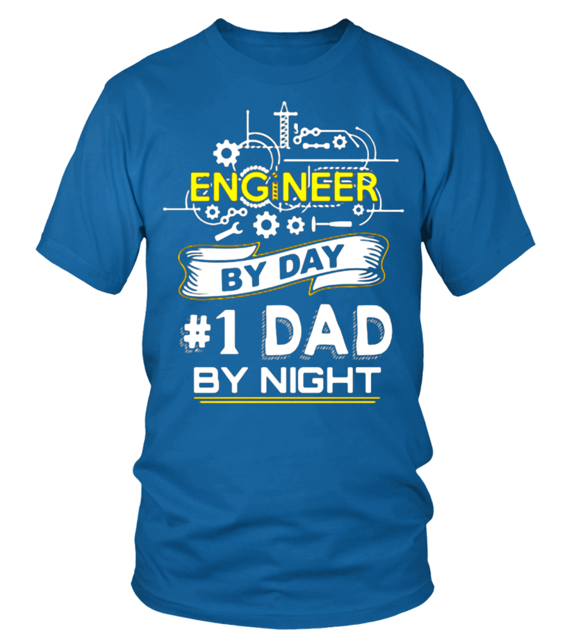 84caf3531 Best Gift For Engineer Mechanic Father Papa Dad Funny Shirts - T-shirt