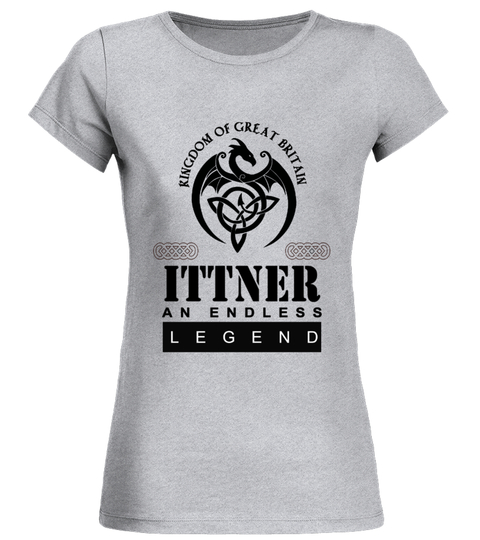 THE LEGEND OF THE ' ITTNER ' T-shirt | Teezily