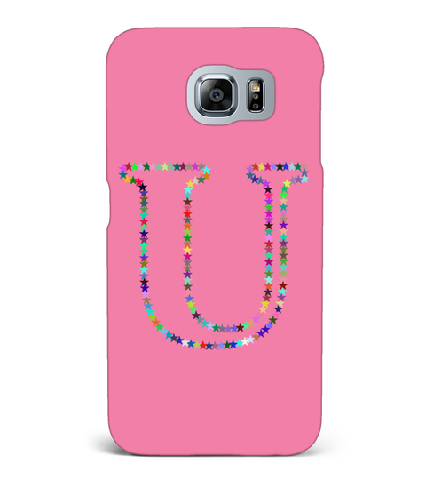 Coque Samsung Galaxy S6 Phone cases for Name and Last name U | Teezily