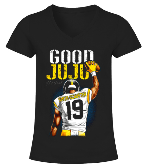 Good JuJu Smith-Schuster Playoff T-shirt | Teezily