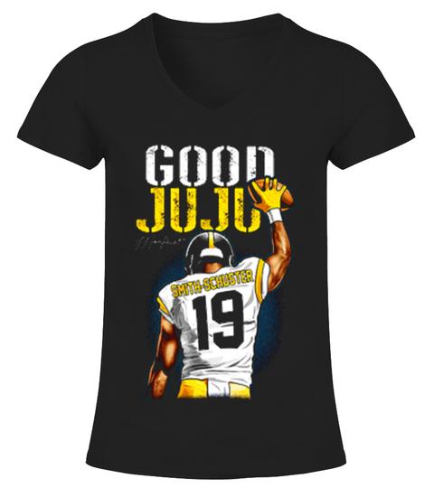 Camiseta Good JuJu Smith-Schuster Playoff | Teezily