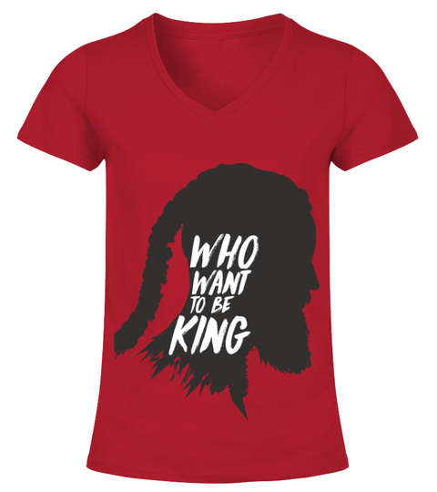 T-shirt Vikings France Who Want to be King ? | Teezily