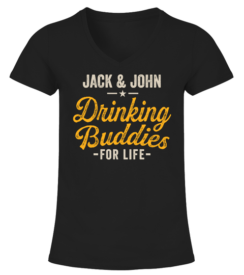 Drinking Buddies Custom Shirt! T-shirt | Teezily